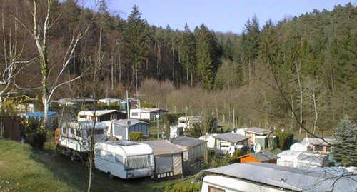 Campingplatz Gänsedell